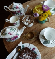 Tea time, Oken's House