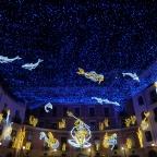 Visitare SALERNO, guida alle Luci d'artista