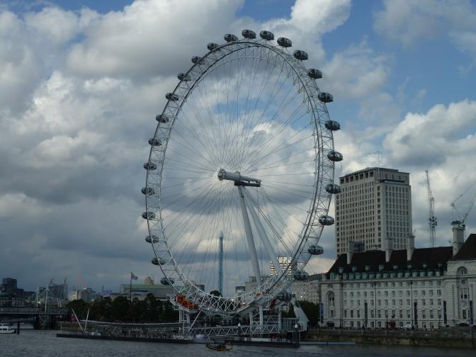 3- London Eye