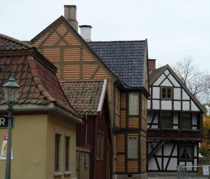 Edifici della seicentesca Christiania