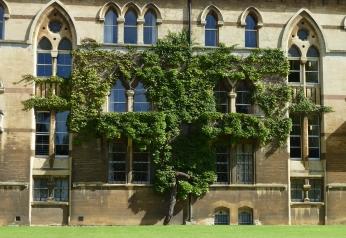 Christ Church College (detail)