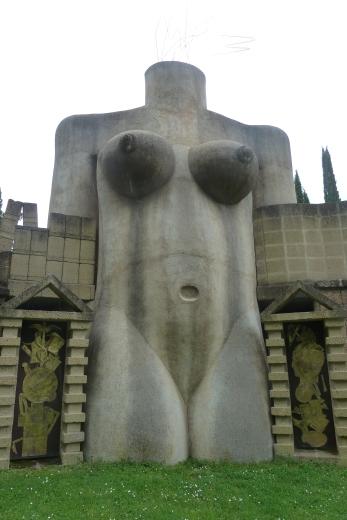 La Gigantessa o Grande Madre