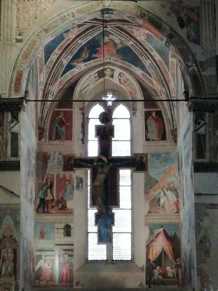 Cappella Bacci, Basilica di San Francesco