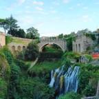 La grande bellezza del Parco Villa Gregoriana a TIVOLI